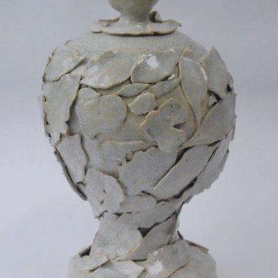 'After nature', keramiek, 30 cm hoog, 2012