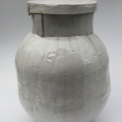 'Bomvaas', steengoed, 53 cm hoog, 2018