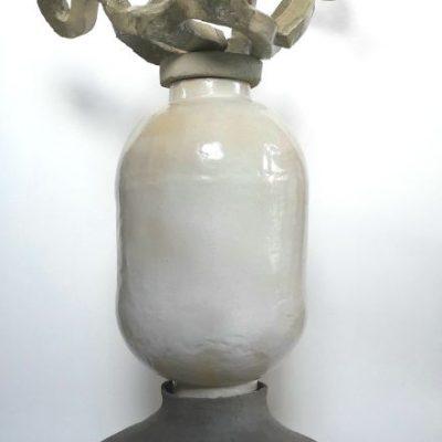 Apilar, steengoed, tegellijm, epoxy 114 hoog , 2020