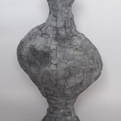 Ena apo ta dyo 2 steengoed, 90 cm hoog, 2021
